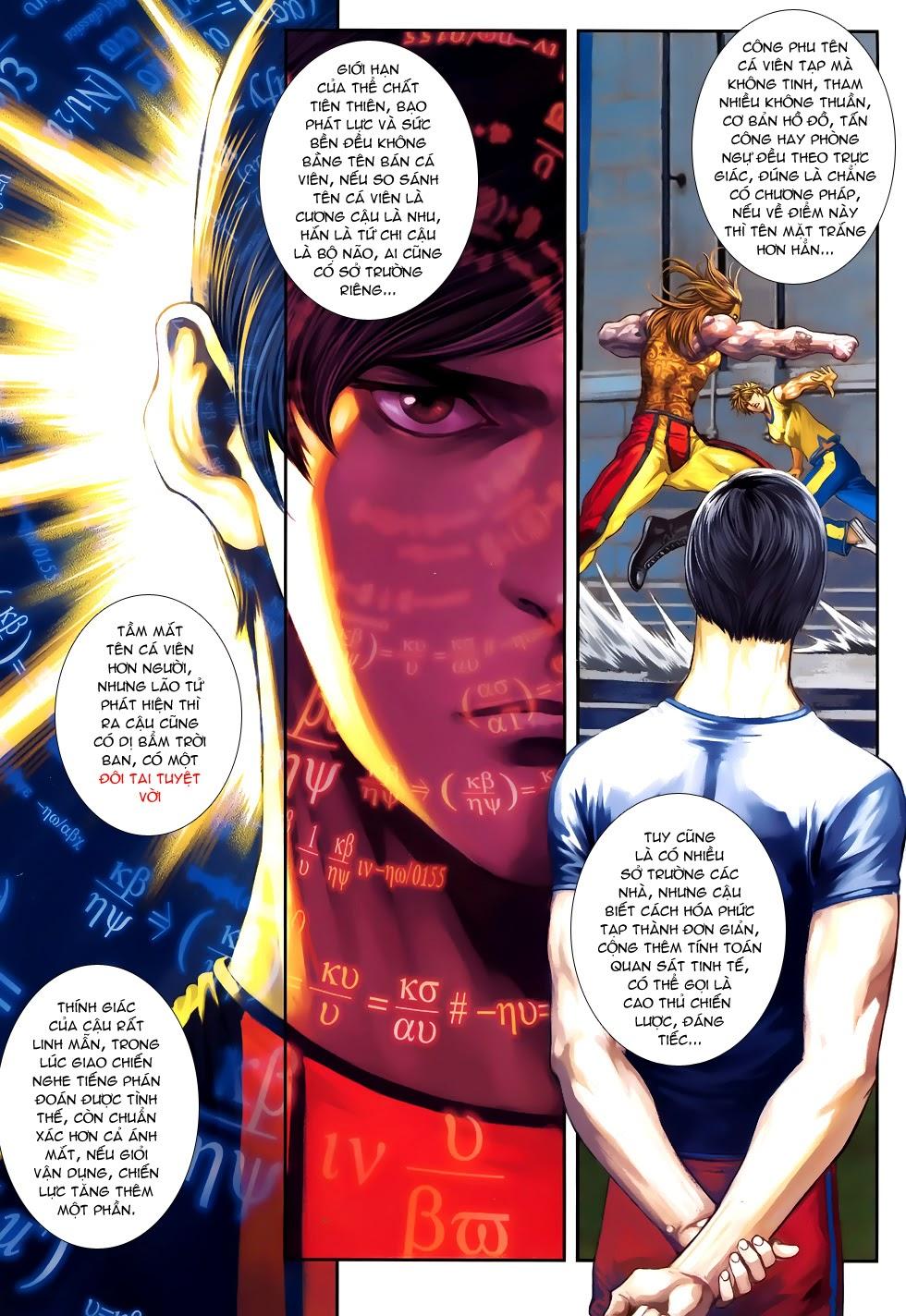 Quyền Đạo chapter 9 trang 20