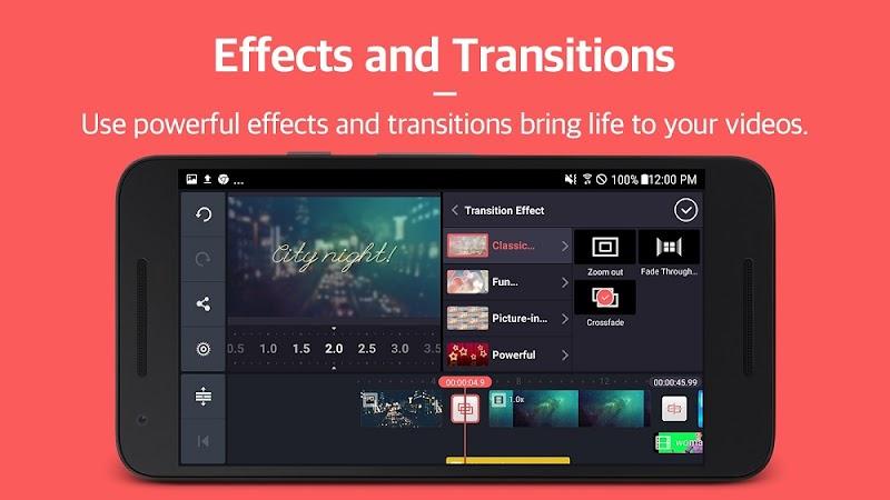 5 Aplikasi Editor Video Terbaik untuk Android