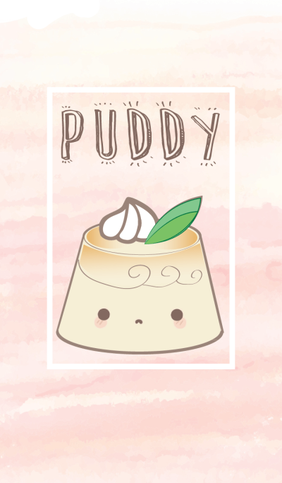 Puddy the Pudding