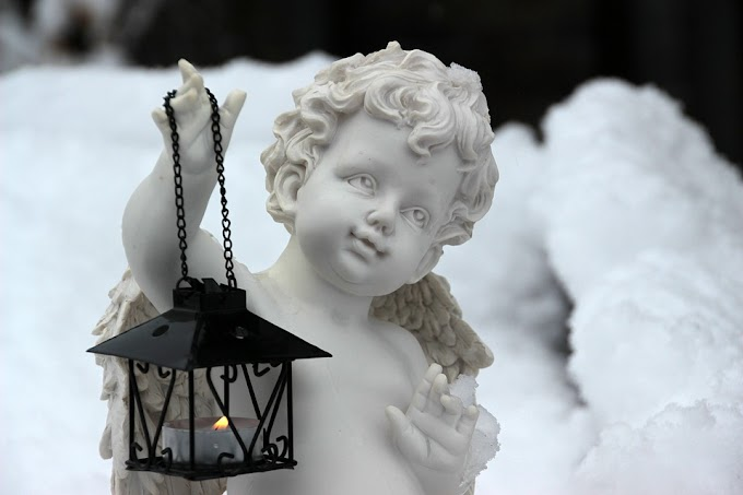 El ángel Barachiel o el ángel de la risa