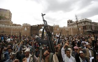 Allahu Akbar! Teroris Syiah Houthi Mulai Mundur dari Kota Pelabuhan Utama Yaman