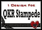 I Design for QKR Stampede