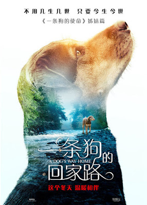 A Dogs Way Home Movie Poster 3