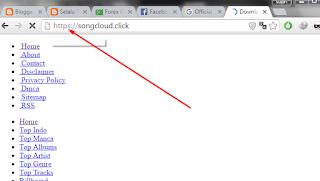 Cara Mengatasi kegagalan setting https blogger / blogspot