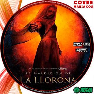 GALLETA - THE CURSE OF LA LLORONA - LA MALDICIÓN DE LA LLORONA - 2019