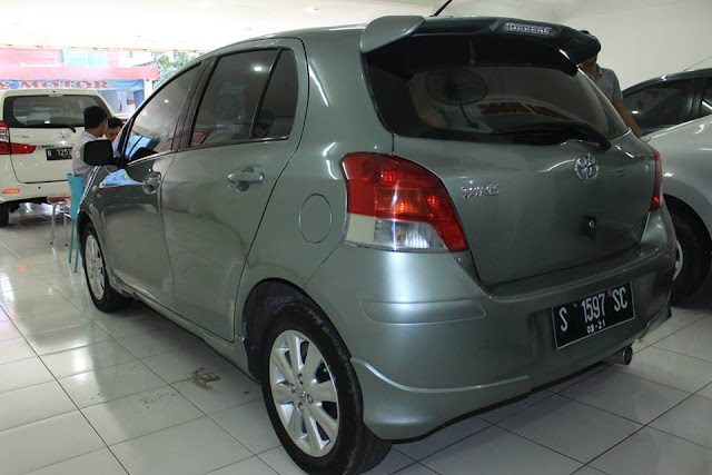 harga Toyota Yaris tahun 2006  bekas