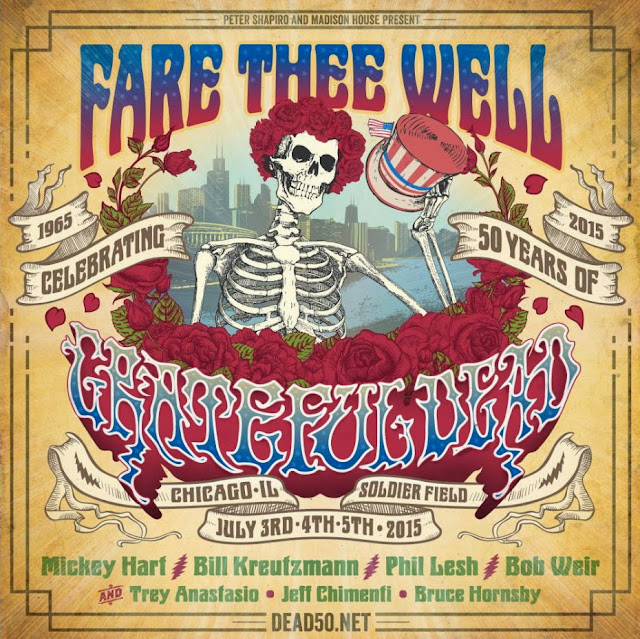 The Indies presents live concert film of Grateful Dead shot on November 24, 1978