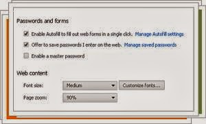 How to view saved password in Google Chrome?