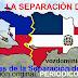 Paradojas de la Separación de 1844: Todos deben leer eso: Nacionalistas, haitianos, dominicanos de ascendencia haitiana; dominicanos en Nueva York, pobres, ricos...