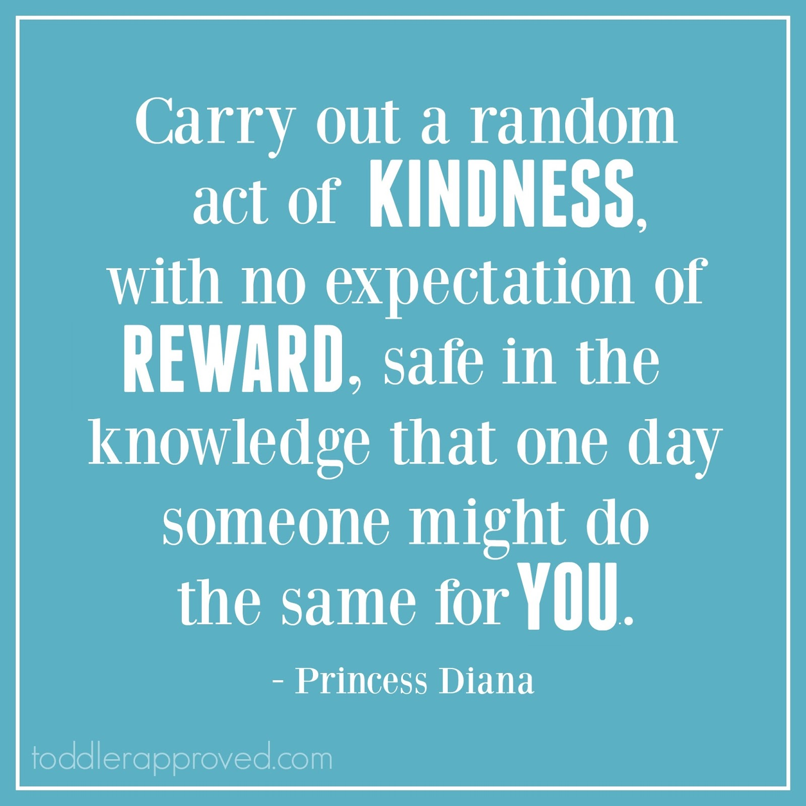 random act of kindness and eye Kindness is characterized by the quality or state of being kind when people go to extremes in the name of selfless kindness, more often then not something good happens in the end what is fascinating is how individuals react to unexpected kindness.