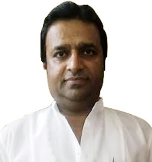 Neeraj Gupta becomes the media incharge of Faridabad District Congress Committee