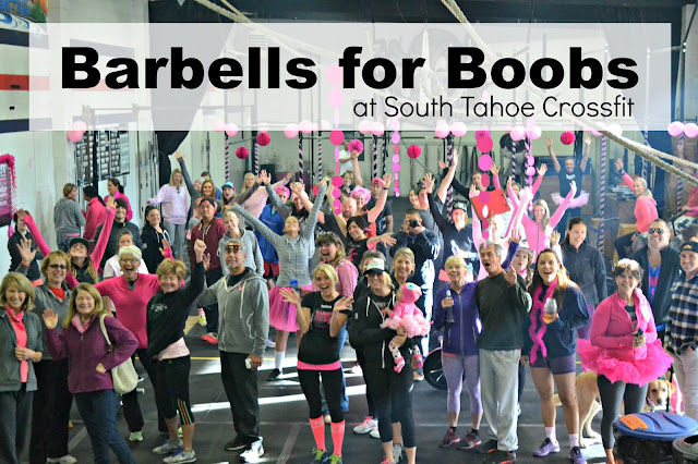 Barbells for Boobs