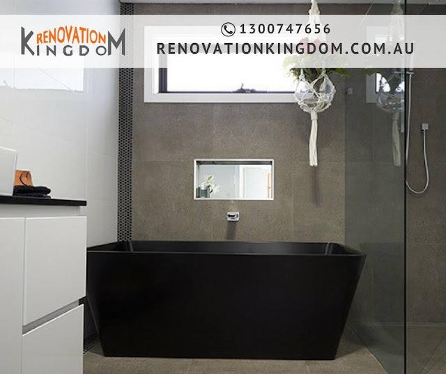 Bathroom Renovation Tips from Renovation Kingdom