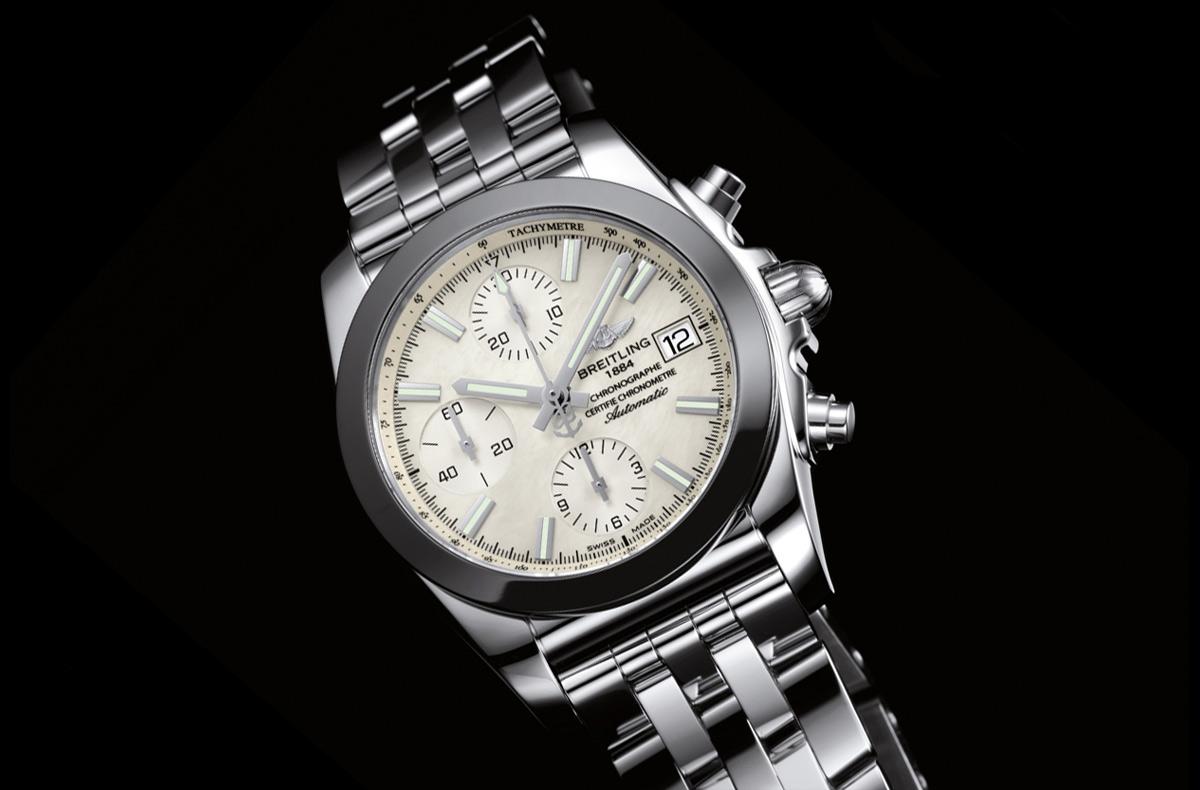 Breitling - Chronomat 38 SleekT  7d7059fa3f3