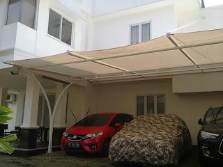 canopy membrane jakarta murah