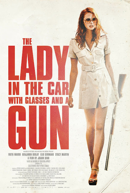 The Lady in the Car with Glasses and a Gun (2015) ταινιες online seires oipeirates greek subs