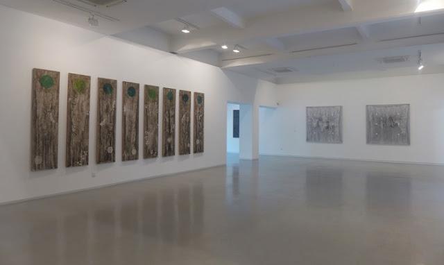 Antonio Puri  - Sundaram Tagore Gallery Installation 201710 | art selecta