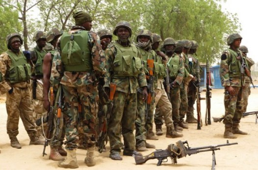 Boko Haram suspect nabbed by Nigerian army