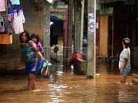 Ahok Jamin 4 Jam Surut, Warga Kembangan Sudah 2 Hari Kebanjiran