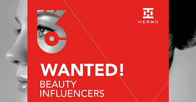Beauty influencers wanted!