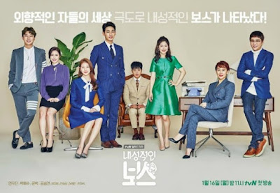 Drama Korea Introverted Boss + Subtitle Indonesia