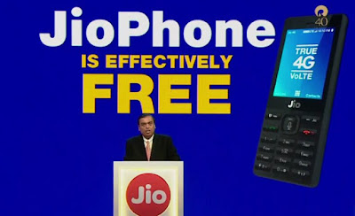 5 Things To Know About Jio Phone