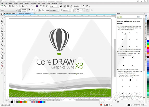 Download Corel Draw X8 Serial Key