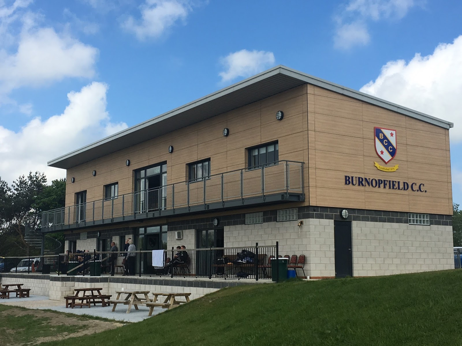 Durham Cricket Club Function Room