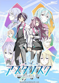 Download Gakusen Toshi Asterisk BD Subtitle Indonesia Batch Episode 1 – 12