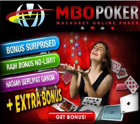 MBOPOKER - Daftar Poker Online Indonesia Terpercaya | Link