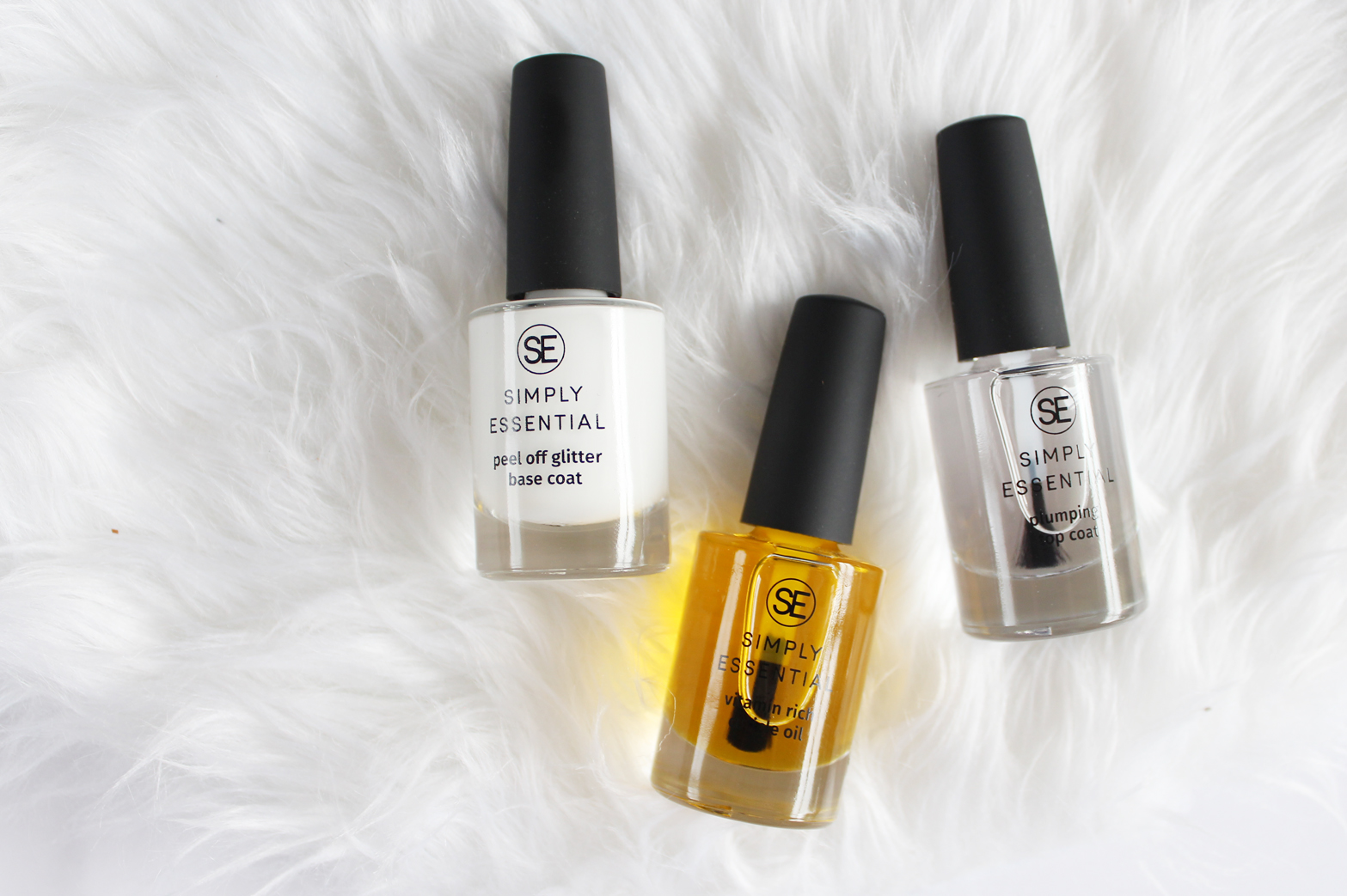SIMPLY ESSENTIAL | Nail Care Range - Review - CassandraMyee