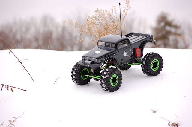 Axial AX10 Budget Modifications Upgrades Modes