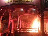 Bermula dari Protes Suara Masjid yang Terlalu Berisik, Sejumlah Wihara Dirusak Massa!