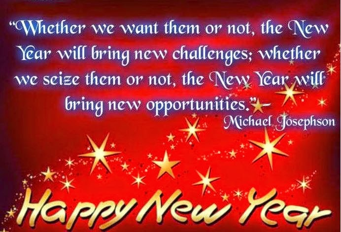 Happy New Year 2016 Pictures with Sayings for Girl Friend