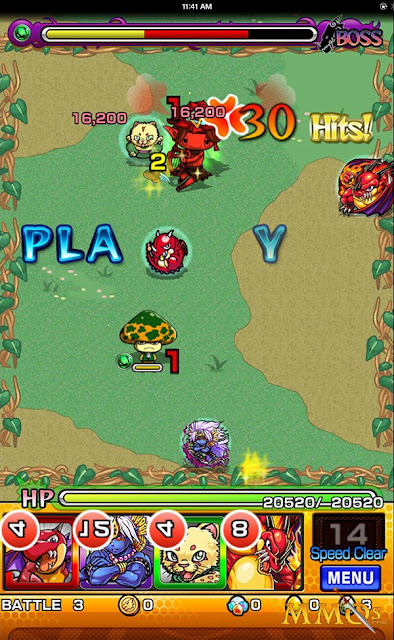 Monster Strike Apk Android