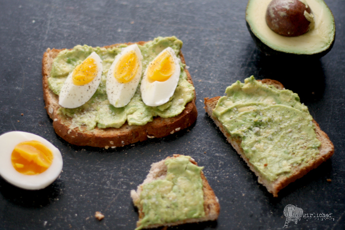 Terminally Hip Avocado Toast