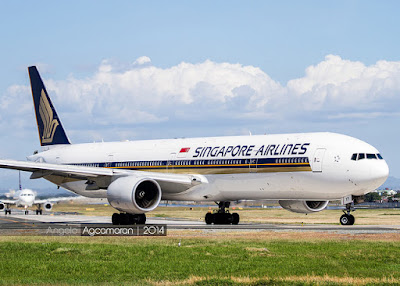 singapore airlines one peso sale