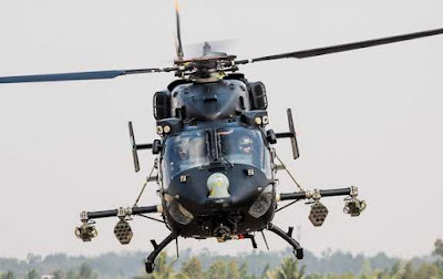 Attack Helicopter RUDRA to make first appearance in Republic Day Parade