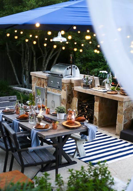Grill Areas For Inspiration 1