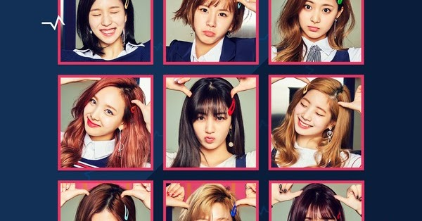 Mini Album] TWICE – SIGNAL [The 4th Mini Album] (MP3 + iTunes Plus
