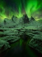 Aurora over Yukon