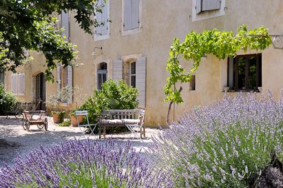 Casa en la provenza francesa - Casas rurales en la provenza ...