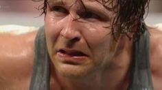 Dean Ambrose Loss