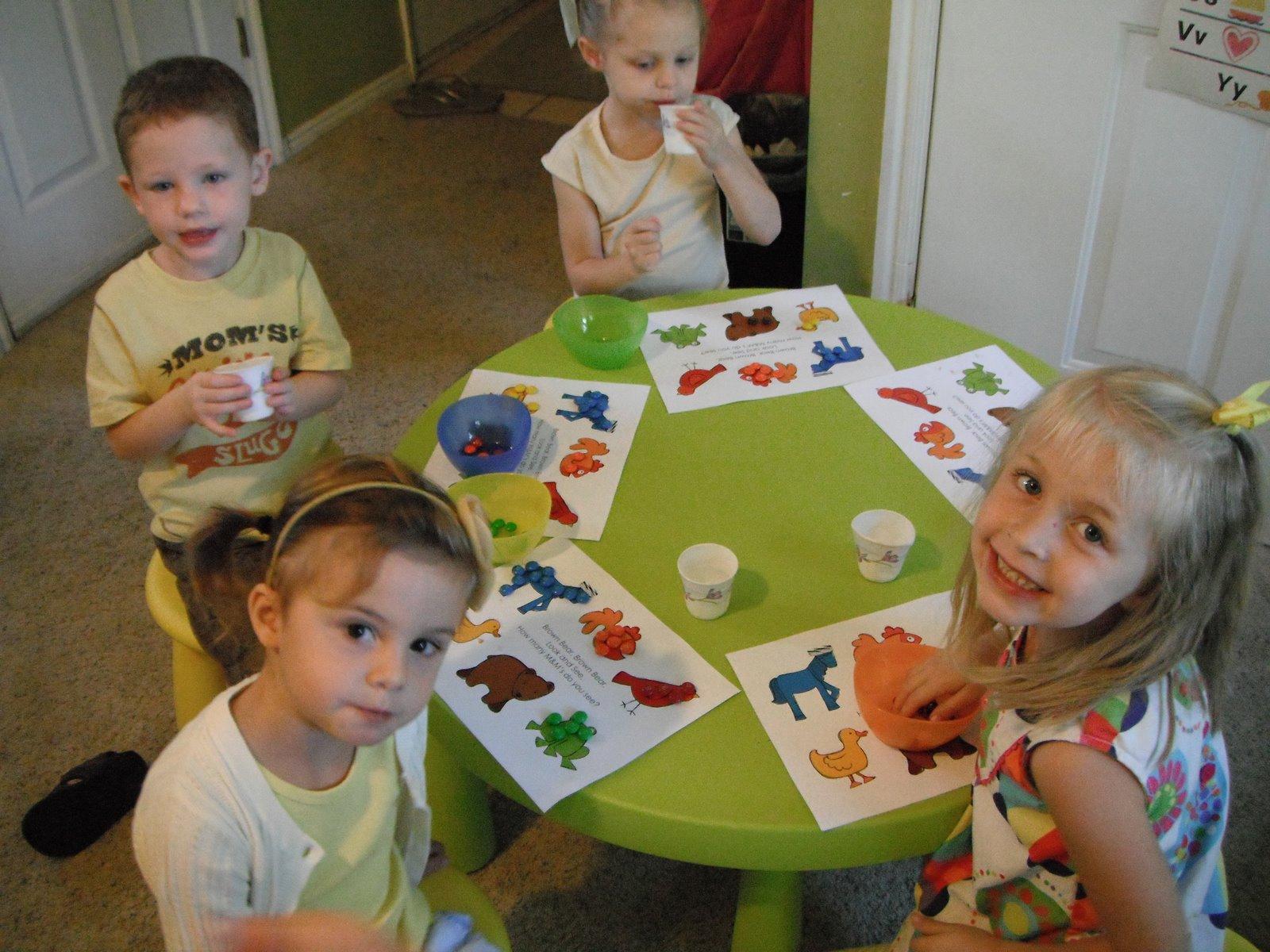 Happy Day Preschool Price Utah Preschool Brown Bear