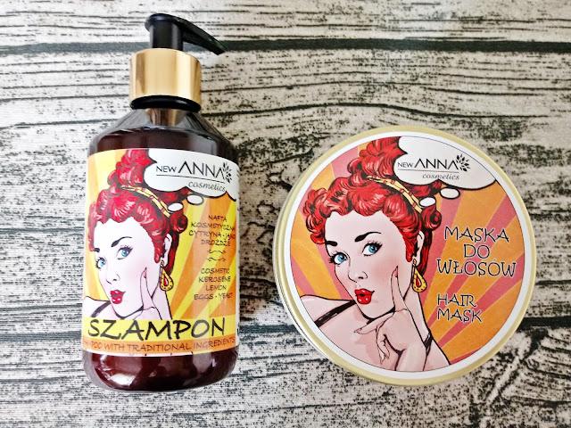 Pachnąca pielęgnacja włosów- New Anna Cosmetics