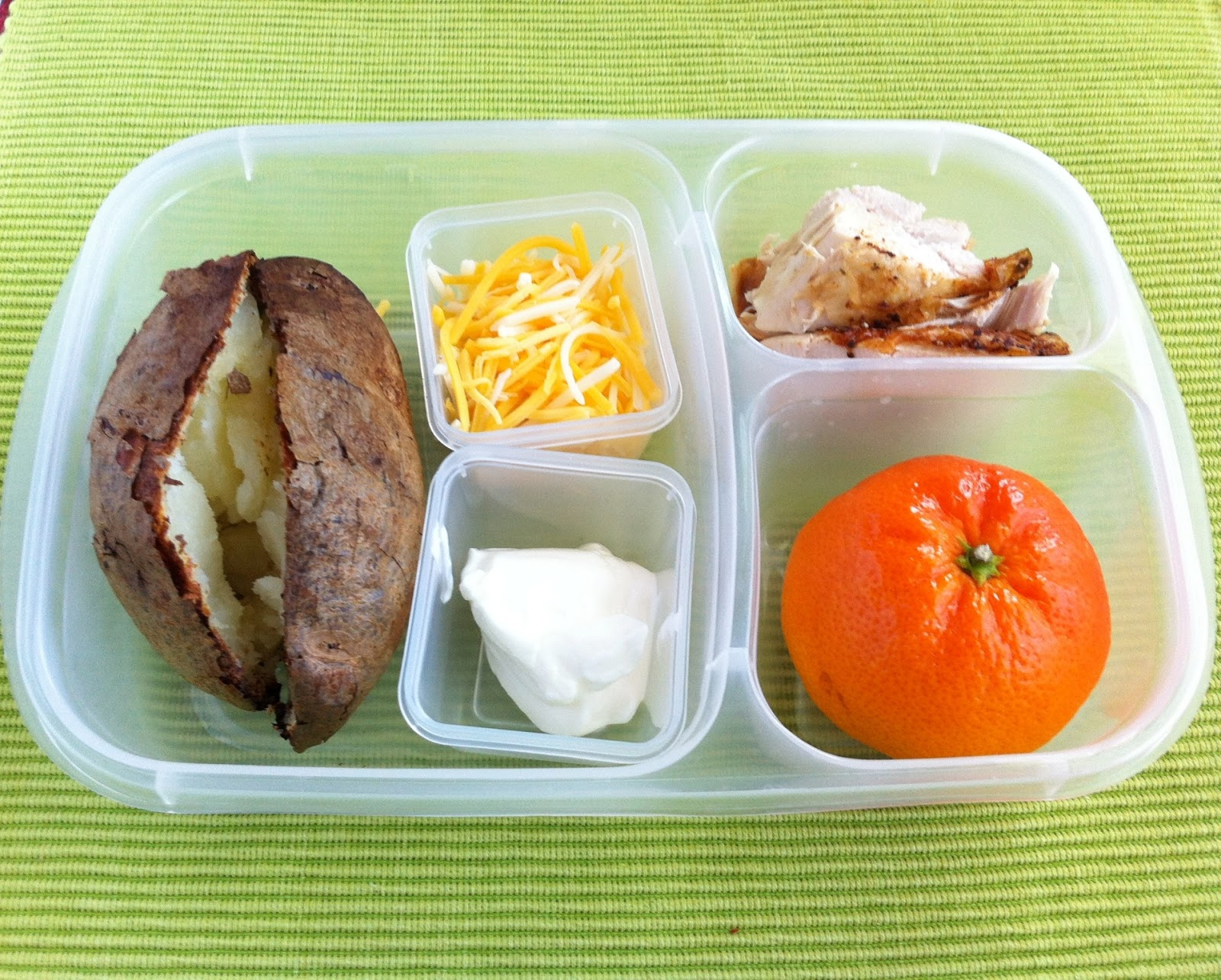 Operation Lunch Box Day 61