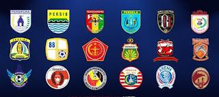 Daftar 18 Klub Peserta Liga 1 2017