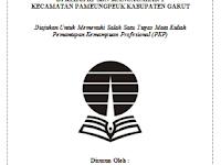 Laporan PKP FKIP-UT PGSD Lengkap