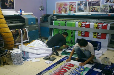 Percetakan Digital Printing