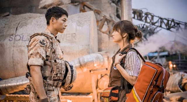 Descendant of The Sun Episode Special